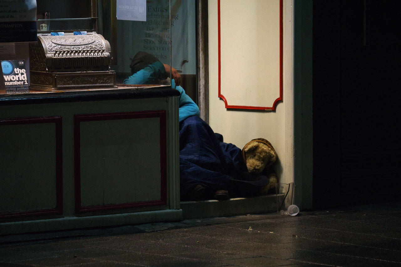 homelessness, southampton
