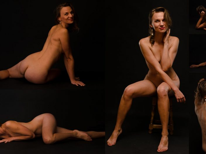 Boudoir, glamour & artistic nude