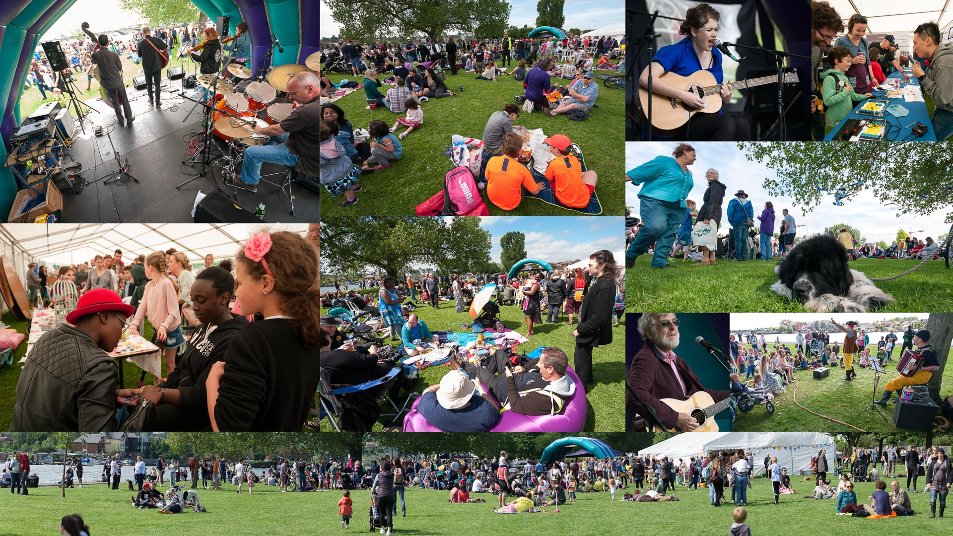 event photography Southampton, Riverfest2017