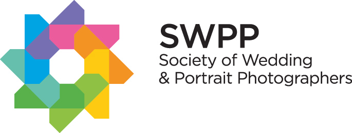 Full professional member of the Society of Wedding and Portrait Photographers