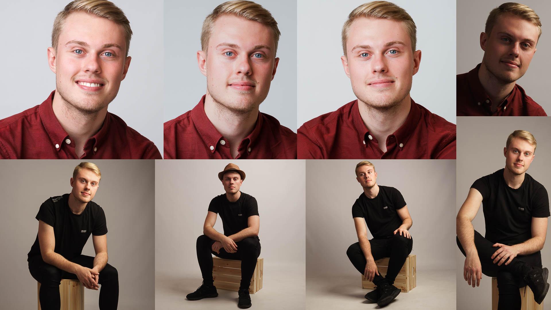 portrait photography Southampton